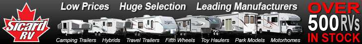 Sicard RV - Over 500 RVs!